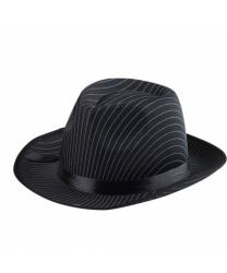 Полосатая шляпа гангстера