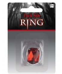 Кольцо с красным камнем - Другие аксессуары, арт: 9003