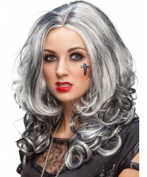 Готический парик - Парики, арт: 9024
