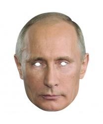 Маска 2D Владимира Владимировича Путина