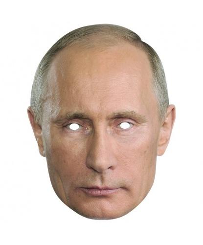 Маска Владимира Владимировича Путина, бумага (Германия)