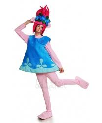 Костюм Тролля Розочки - Все женские костюмы, арт: 9064