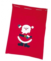 Мешок для подарков Санта