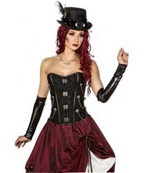 Корсет Steampunk - Все женские костюмы, арт: 9072