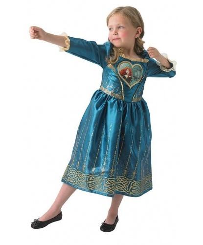 Детское платье Мериды (Храбрая сердцем): платье (Германия)