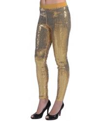 Золотые леггинсы - Чулки, колготки, арт: 9079