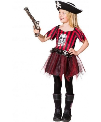 Платье маленькой разбойницы: платье (Германия)