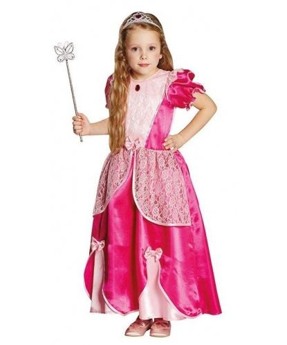Детское розовое платье принцессы: платье (Германия)