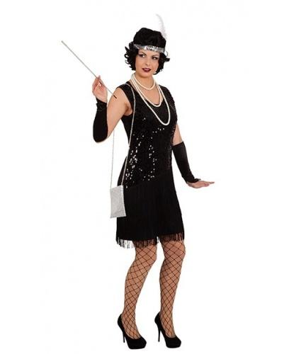 Костюм в стиле Гэтсби: платье (Германия)