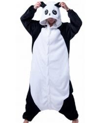 Кигуруми Панда с открытыми глазами