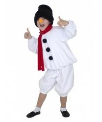 Костюм снеговичка Олафа