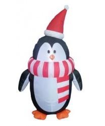 Надувной пингвин