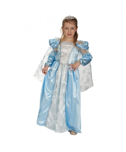 Платье снежной королевы: платье (Германия)
