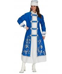 Костюм снегурочки - Все женские костюмы, арт: 9155