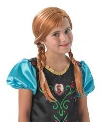 Детский парик Анны ( Холодное сердце ) - Парики, арт: 9158