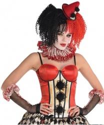 Корсет Crazy клоунессы - Все женские костюмы, арт: 9172