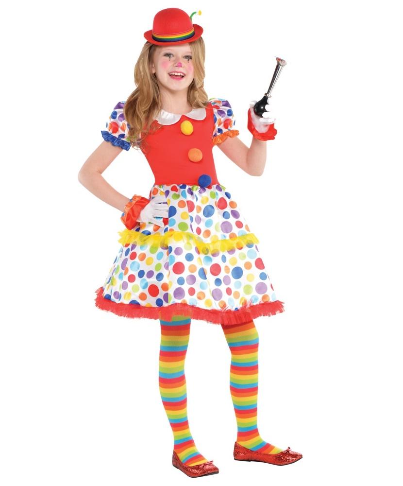 костюм клоунессы своими руками фото жизни человека фотография