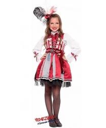 Детский костюм буканьерки