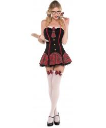 Откровенный костюм отличницы - Все женские костюмы, арт: 9209