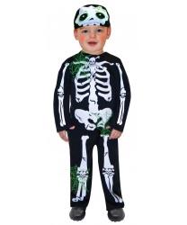 Костюм скелета для малыша
