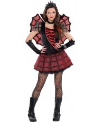 """Подростковый костюм """"Принцесса пауков"""""""