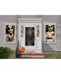 Декоративные баннеры и бумажные декорации