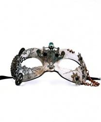 Венецианская маска с глазом Steampunk