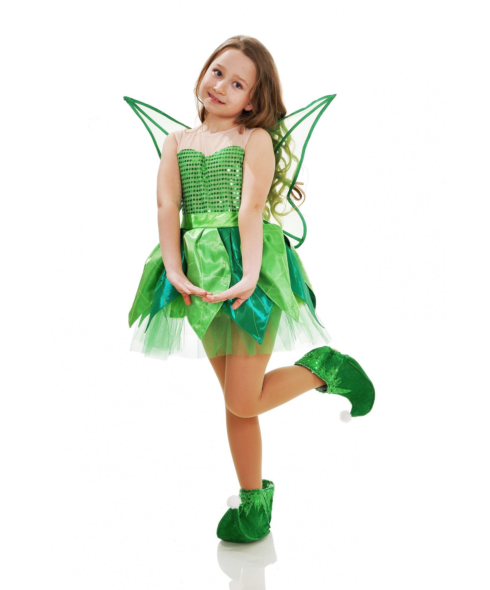 32fb7e74ce28a3 Костюм феи : платье с крылышками, имитация обуви (Украина)