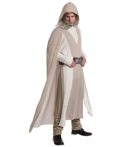 Костюм Люка Скайуокера из Звездных Войн: штаны, туника, накидка с капюшоном, пояс (Германия)