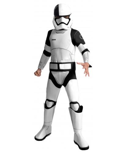 Детский костюм Штурмовик-палач (Deluxe): комбинезон, маска (Германия)