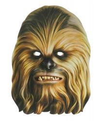 Бумажная маска Чубаки