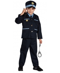 Детская униформа полицейского