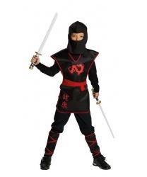 Детский костюм воина-ниндзи - Все детские костюмы, арт: 9332