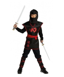 Детский костюм воина-ниндзя