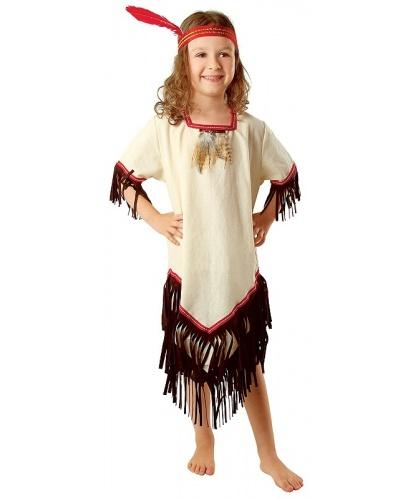 Платье для маленькой индианки: платье (Польша)