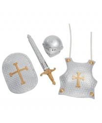 Набор рыцаря серый