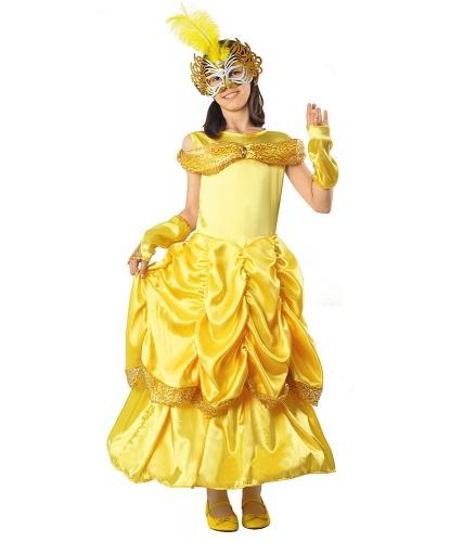 Платье Бэлла : платье, перчатки (Польша)