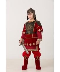 """Детский костюм богатыря """"Добрыня в доспехах"""""""