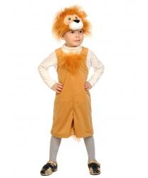 Костюм львенка