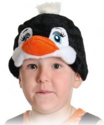Шапочка пингвинчика