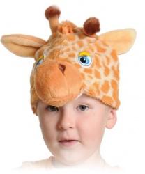 Шапочка жирафа