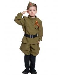 Костюм солдатика ВОВ