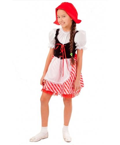 Детский костюм Красная шапочка: платье, шапочка (Россия)