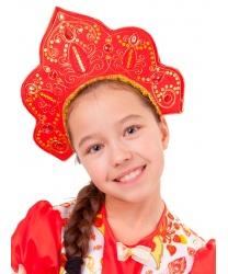 Детский кокошник Царевна (Россия)