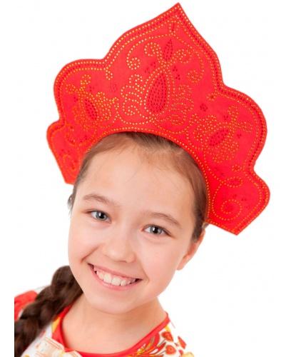 Детский кокошник Красна- Девица (Россия)