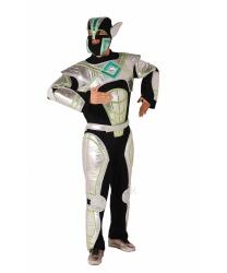 Взрослый костюм Робот: комбинезон, шлем (Украина)