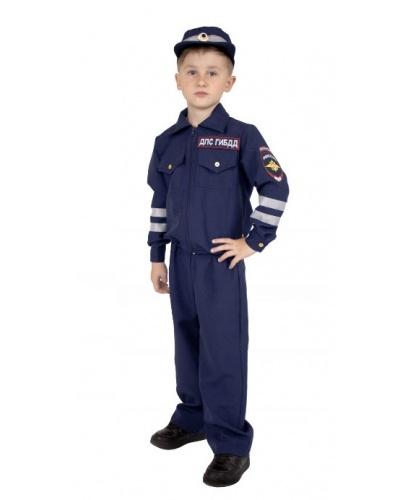 Инспектор ГИБДД: брюки, фуражка, куртка (Россия)