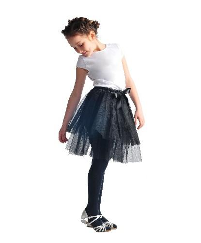 Черная юбка пачка (Россия)
