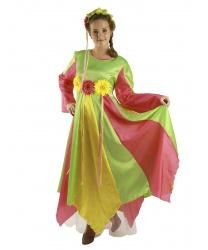 Костюм Лето: платье, повязка на голову (Россия)