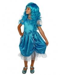 Голубое платье Мальвины